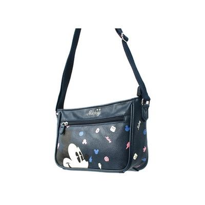 미키마우스 패턴 크로스백 디즈니 캐릭터 가방 숄더백