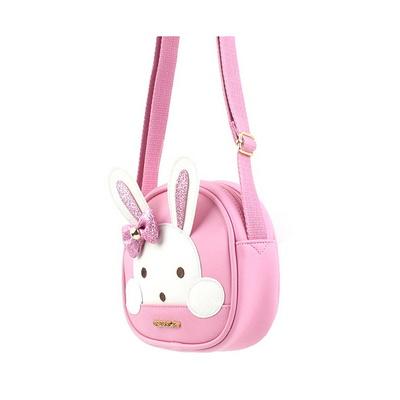 로라앨리 쁘앙 크로스백 핑크 토끼 리본 어린이 가방