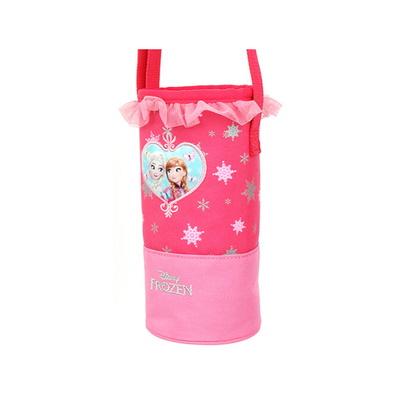 겨울왕국 눈꽃 물병크로스백 물병주머니 물병가방