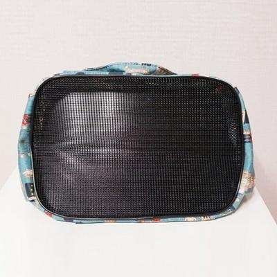 레이스 물빠지는 목욕가방 방수 비치백 (16 Style)