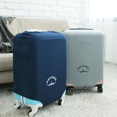 트레블 캐리어커버 여행용가방 스판 기내용