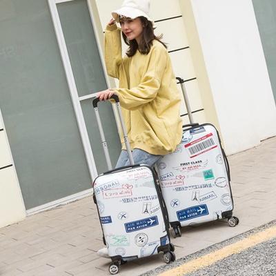 하드케이스 여행가방 캐리어 에어메일 기내용