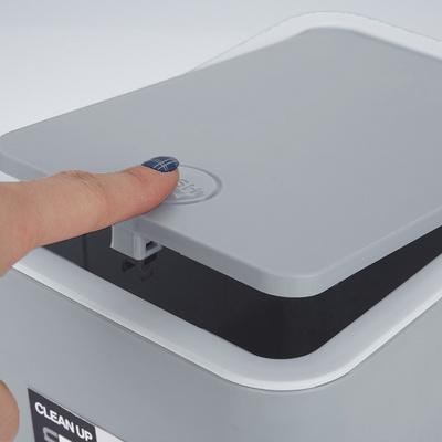 클린업 터치 휴지통 12L+분리수거 비닐봉투 20L 20매입