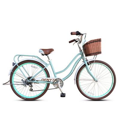 데니 클래식 24 26인치 알루미늄 여성용자전거 시마노7단