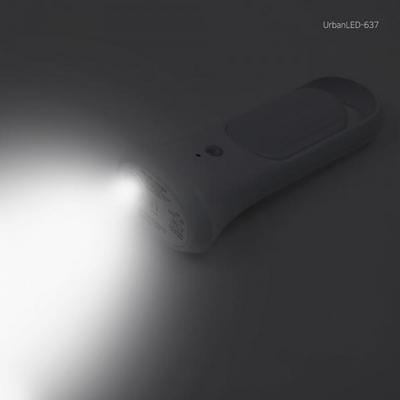 어반 LED 스마트램프 무드등 손전등 수면등 캠핑조명 UrbanLED-637 (화이트)