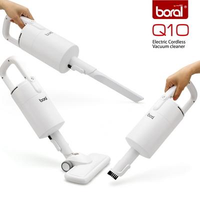 Q10 무선 진공 청소기(화이트만) BR-Q390RV