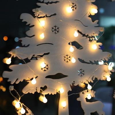 크리스마스트리 윈도우 사슴 웜등