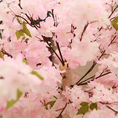 인조나무 조화나무 인테리어조화 조화나무 구름벚꽃나무 100cm