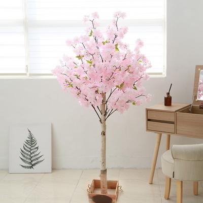 인조나무 조화나무 인테리어조화 구름벚꽃나무 150cm
