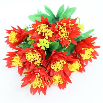 3+2행사 인테리어 성묘꽃조화 파인애플꽃 조화꽃다발 고급조화꽃