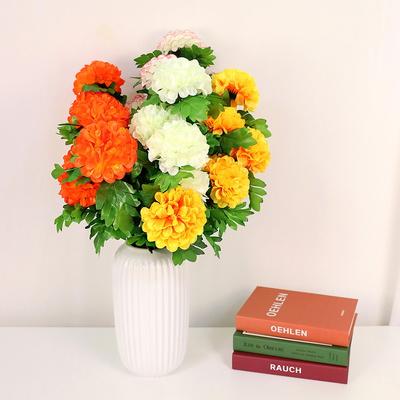 3+2행사 인테리어 성묘꽃조화 7대 대국 조화꽃다발 고급조화꽃