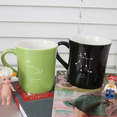 아기별자리머그컵 돌답례품 10개이상주문가능