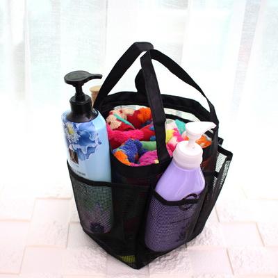 매쉬 목욕 가방 바구니( 5color)