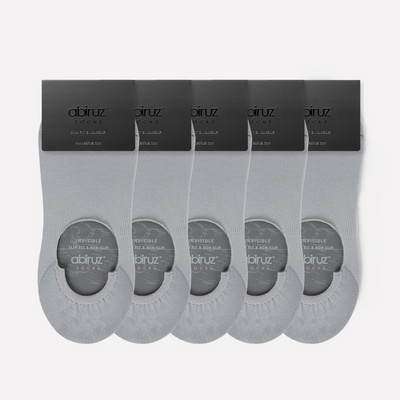 AIR-SKIN 페이크삭스 그레이 5팩