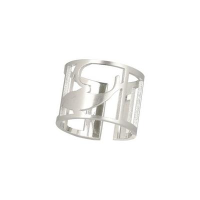 민화 잉어 사각 반지_figure ring  fancy carp