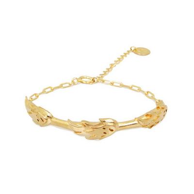지귀 팔찌 _ Jigwi chain bracelet