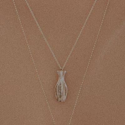 완전전요 항아리 목걸이 - 스몰 _ Holibyeong small pendant necklace