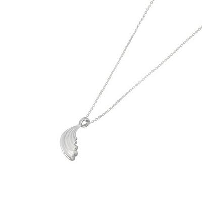 비유설백 물비늘 목걸이 _ Mulbineul pendant necklace