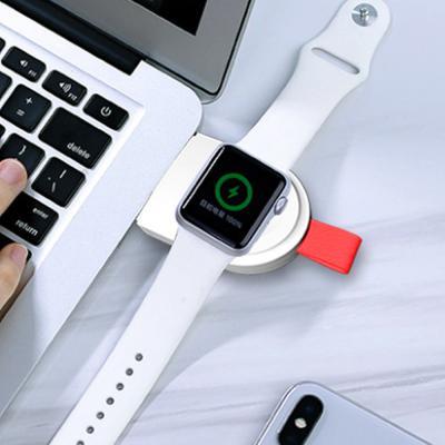 애플워치 마그네틱 USB 고속 무선충전기 충전독