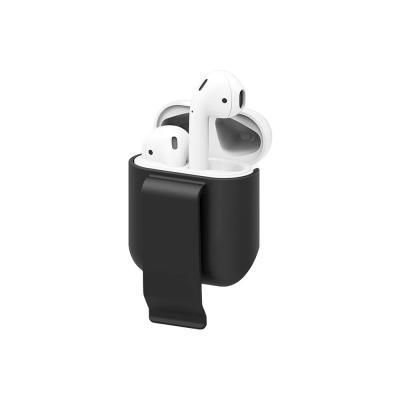 애플 에어팟 심플 디자인 브래킷 케이스 벨트 클립