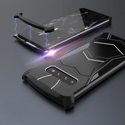 갤럭시S10 S10E S10플러스 노트9 슬림 메탈 범퍼 자석 폰케이스