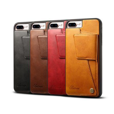 아이폰 XR XS MAX 8 7 플러스 마그네틱 카드 수납 지갑 가죽 휴대폰 케이스