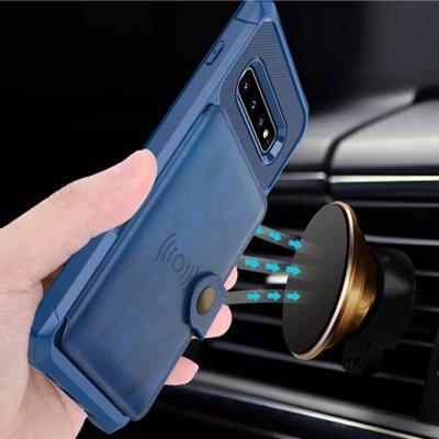 갤럭시노트10 노트10플러스 N971 N976 예쁜 컬러 카드수납 지갑 휴대폰 케이스