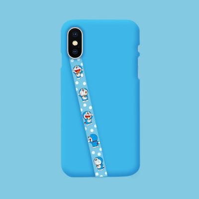 도라에몽 정품 캐릭터 패턴 하이그립 허브루프 핑거 핸드폰 손목 스트랩 갤럭시 아이폰 악세사리