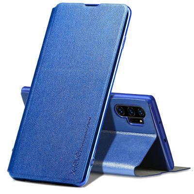 갤럭시A71 A51 5G A41 A31 X-LEVEL 정품 스탠드형 슬림핏 가죽 레더 플립 커버 커플 휴대폰 케이스