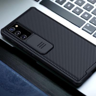 갤럭시노트20 노트20울트라 N981 N986 슬라이드 쉴드 카메라 렌즈보호 슬림 카본 범퍼 하드 휴대폰 케이스