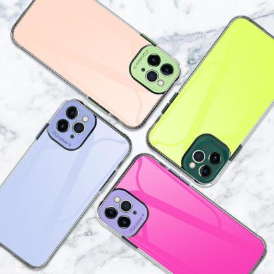 갤럭시S20/S20울트라/S20플러스/카메라보호캡 파스텔 단색 컬러 슬림핏 소프트 젤하드 예쁜 휴대폰 케이스