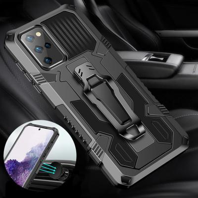 갤럭시S20FE 울트라 플러스 노트20 노트10 튼튼한 클립 거치대 아머 범퍼 하드 특이한 휴대폰 케이스