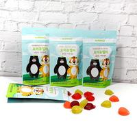 유아 어린이 비타민 아연 유산균 요미큐젤리 1박스