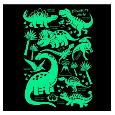 아이방 스티커 데코야광인테리어 공룡대탐험 FDS21210
