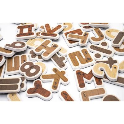 포레스트 한글 영어 숫자 유아 자석 놀이 학습 교구
