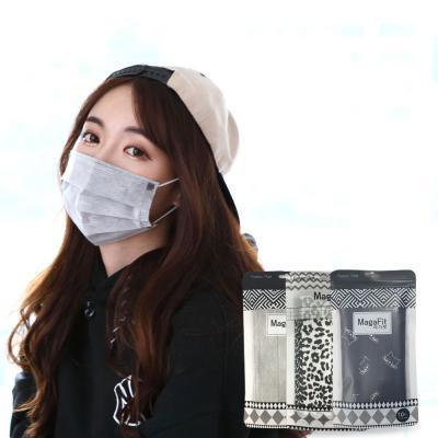 유앤아이 마가핏 일회용 패션마스크 10매