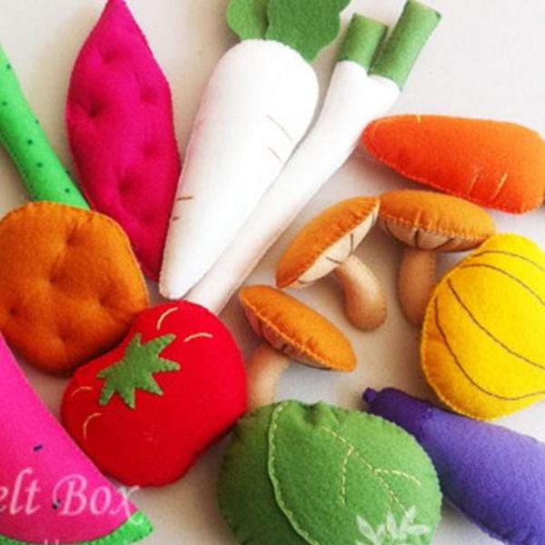 [반제품 DIY kit] 야채 친구들 14종 set