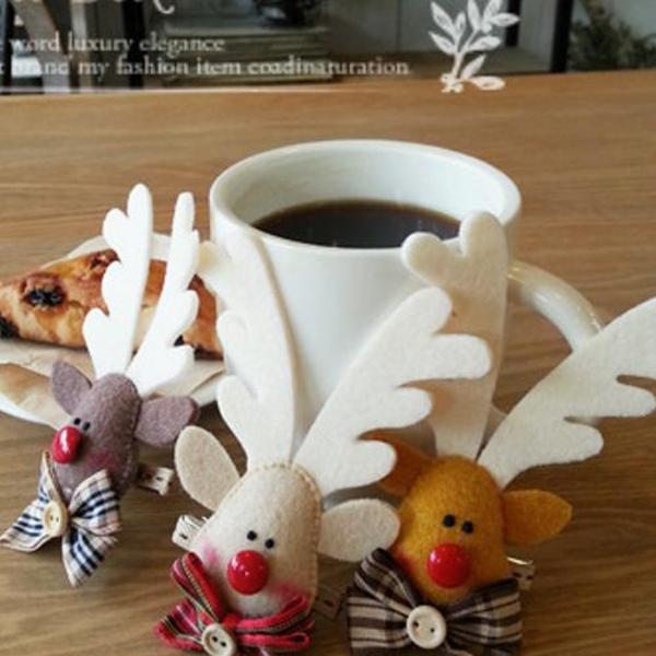반제품 DIY kit 큐티 사슴핀