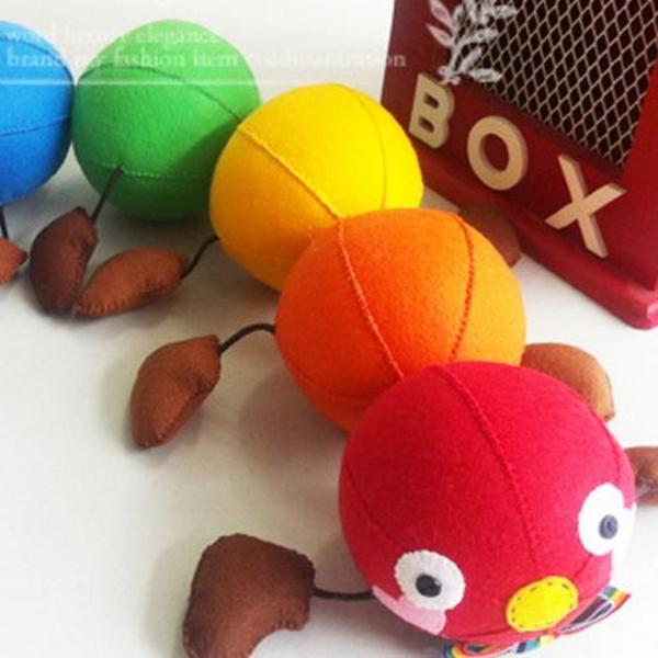 반제품 DIY kit 장화신은 동글동글 애벌레