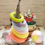 반제품 DIY kit  아기물개 링끼우기