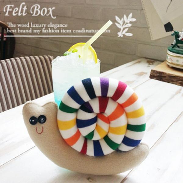 반제품 DIY kit- 자이언트터보달팽이
