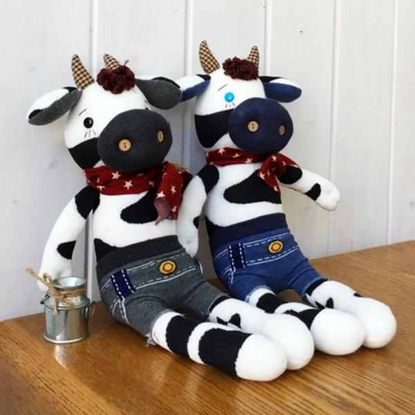 반제품 DIY kit- 알럽우유 카우보이