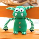 초록외계인 깐따삐아 양말인형만들기