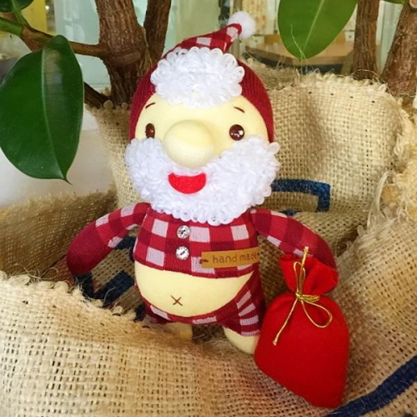 뽈록배 산타 양말인형만들기
