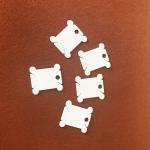 보빈(100p) 공예전용실패 플라스틱 실감기 대량가능