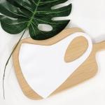 패션마스크 네오플렌 직접 만드는 마스크 DIY 흰색