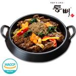 통뼈감자탕 부산 20년 전통의 맛 찜 세트 2팩(2kg)