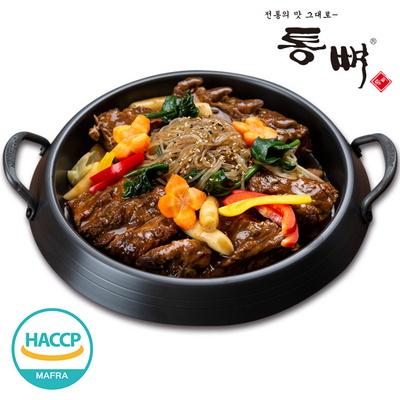 통뼈감자탕 부산 20년 전통의 맛 찜 세트 4팩(4kg)