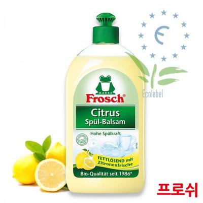 독일 프로쉬 레몬 발삼 주방세제 500ml