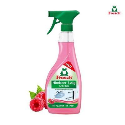 [프로쉬] 프로쉬 라즈베리식초 다목적세정제500ml_욕실세정 강력한 욕실 청소